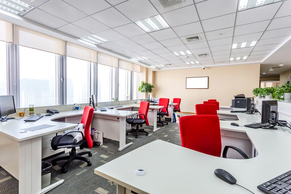Office Cleaning in Cambridge